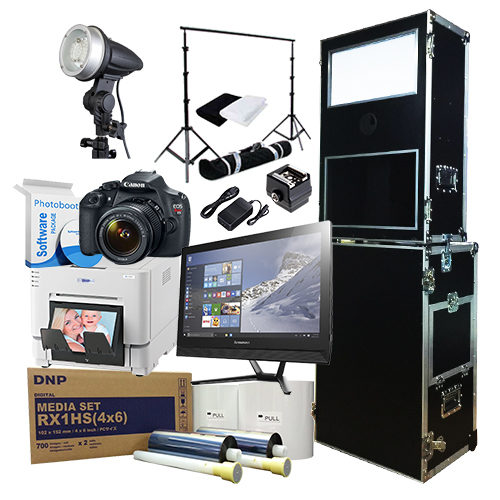t20 photobooth package