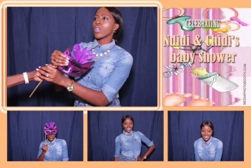 Events Chidi and Ndidi Shower