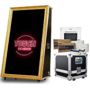 ALLIE ROAD CASE MIRROR BOOTH SYSTEM